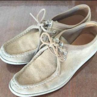 リーガル(REGAL)のREGAL スエードシューズ カジュアル(ローファー/革靴)