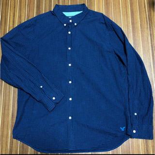 アメリカンイーグル(American Eagle)のアメリカン イーグル AMERICAN EAGLE  シャツ メンズ XL(シャツ)