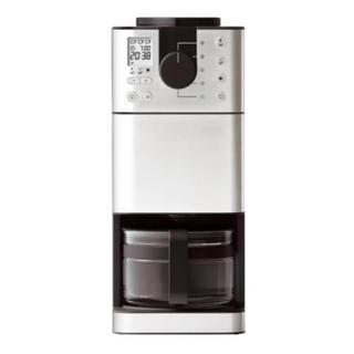 MUJI (無印良品) - 【未使用】無印良品 豆から挽けるコーヒーメーカー MJ-CM1 【新品】