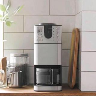 MUJI (無印良品) - 無印良品 豆から挽けるコーヒーメーカー MJ-CM1