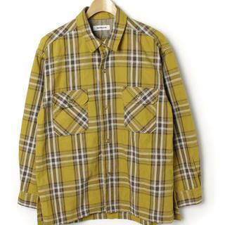 ビューティアンドユースユナイテッドアローズ(BEAUTY&YOUTH UNITED ARROWS)のmonkey time チェックシャツ(シャツ)