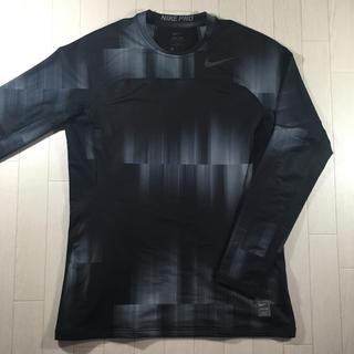 ナイキ(NIKE)のNIKE PRO Tシャツ(Tシャツ/カットソー(七分/長袖))