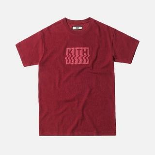 【もうじき終了】KITH warp T(Tシャツ/カットソー(半袖/袖なし))