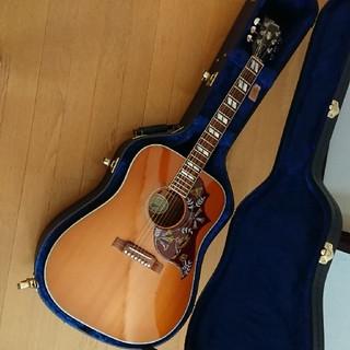 ギブソン(Gibson)のGibson  Hummingbird(アコースティックギター)