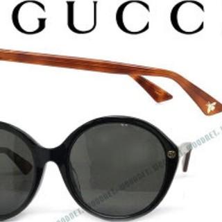 グッチ(Gucci)の早い者勝!新品new model0023グッチべっこうラウンドレンズ サングラス(サングラス/メガネ)