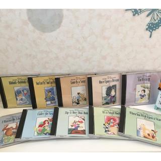 ディズニー(Disney)のディズニー ミュージック オブ ドリーム CD 10枚セット 美品(キッズ/ファミリー)