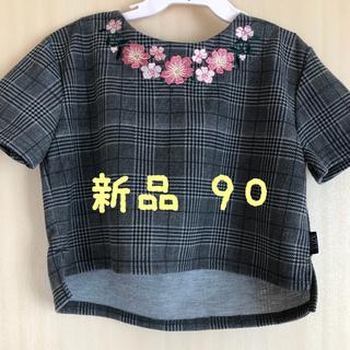しまむら - アズール カットソー90