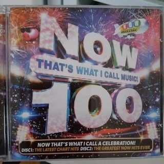NOWTHAT'SWHATICALLMUSIC NOW100 CD2枚組(クラブ/ダンス)