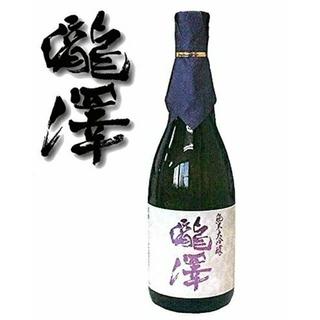 信州銘醸  瀧澤 純米大吟醸 720ml  長野県上田市の依田川の伏流水の希少酒