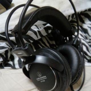 オーディオテクニカ(audio-technica)のオーディオテクニカ 密閉型 ヘッドホン(ヘッドフォン/イヤフォン)