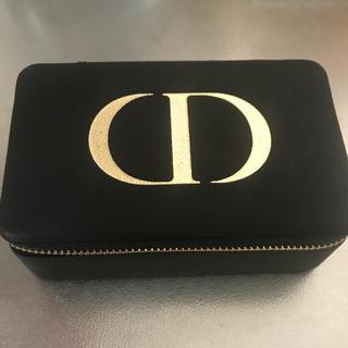 ディオール(Dior)のディオール【非売品】ジュエリーケース(小物入れ)