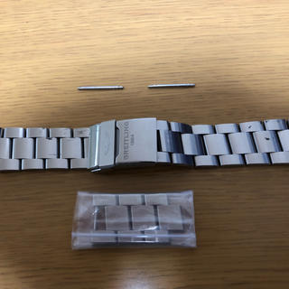 ブライトリング(BREITLING)のブライトリング 純正ブレス一式(スーパーオーシャン44用)(金属ベルト)