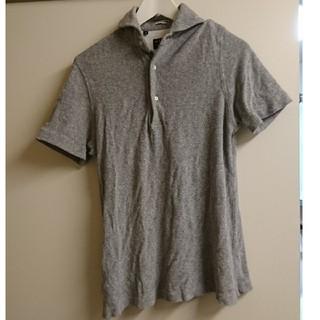 ギローバー(GUY ROVER)の・【美品】ギ ローバー パイル地 ポロシャツ Lサイズ(ポロシャツ)