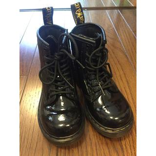 ドクターマーチン(Dr.Martens)のぱんぱーす様ご専用☆Dr.Martens パテントブーツ EU25(ブーツ)