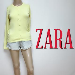 ザラ(ZARA)の必需品♪ザラ  カジュアルニットカーディガン♡マウジー スライ(カーディガン)