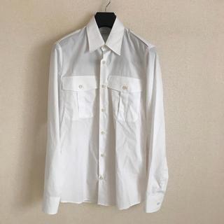 ドリスヴァンノッテン(DRIES VAN NOTEN)のDRIES VAN NOTEN(ドリスヴァンノッテン)18SSシャツ 新品(シャツ)