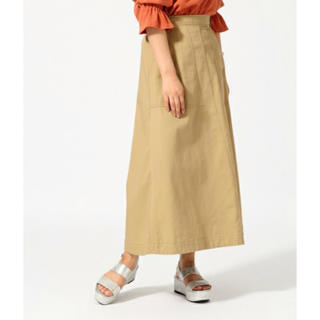 ローリーズファーム(LOWRYS FARM)のローリーズファーム CPUAラインスカート(ロングスカート)