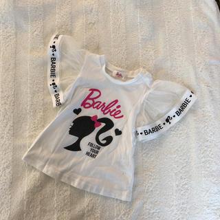 バービー(Barbie)のバービートップス(Tシャツ/カットソー)