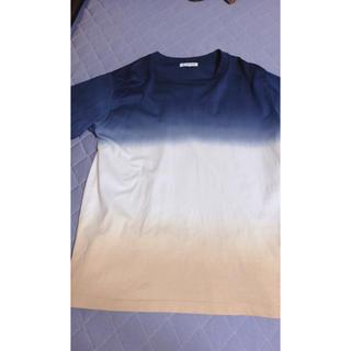 グローバルワーク(GLOBAL WORK)のGLOBAL WORK 2トーン Tシャツ(Tシャツ/カットソー(半袖/袖なし))