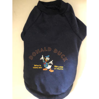 ディズニー(Disney)の犬服  ドナルドトレーナー(犬)