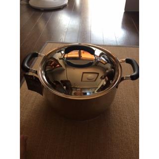マイヤー(MEYER)の両手鍋と片手鍋(鍋/フライパン)