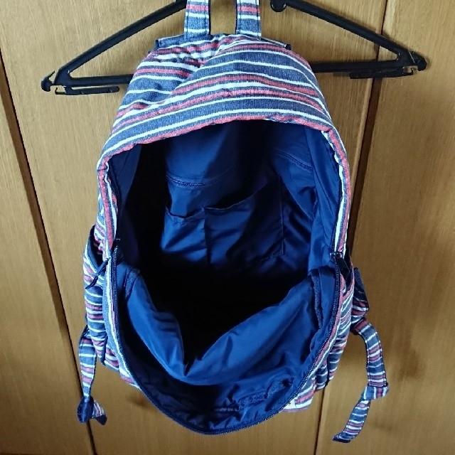 rough(ラフ)のお値下げ! rough リュック レディースのバッグ(リュック/バックパック)の商品写真