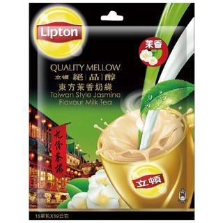台湾限定 立頓 リプトン ジャスミンミルクティ 東方培香烏龍奶茶 お土産