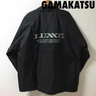 2722 GAMAKATSU ガマカツ コーチジャケット