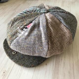 【未使用・美品】SHANDON シャンドン ハンチング(ハンチング/ベレー帽)