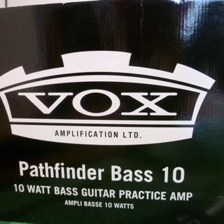 ヴォックス(VOX)のVOXコンパクト・ベースアンプ10w(ジャンク扱い)(その他)
