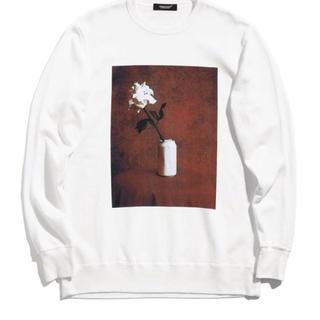 アンダーカバー(UNDERCOVER)の白4 undercover wasted youth スウェット verdy(Tシャツ/カットソー(半袖/袖なし))