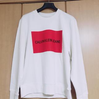 カルバンクライン(Calvin Klein)の新品未使用カルバンクライントレーナー(スウェット)