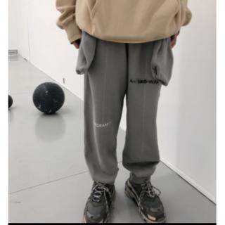 A-COLD-WALL* ACW  九分丈 パンツ M