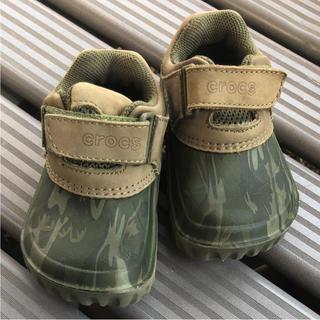 crocs - クロックス crocs サイズ6c7 スニーカー