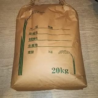H29年産 北海道米 『ふっくりんこ』20kg減農薬米