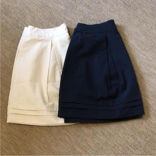 ジーユー(GU)のプリーツスカート まとめ売り(ミニスカート)