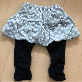 シマムラ(しまむら)のスカッツ 100cm(スカート)
