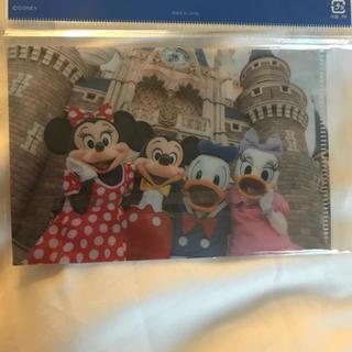 ディズニー(Disney)の新品ディズニー実写 ミニファイル(クリアファイル)