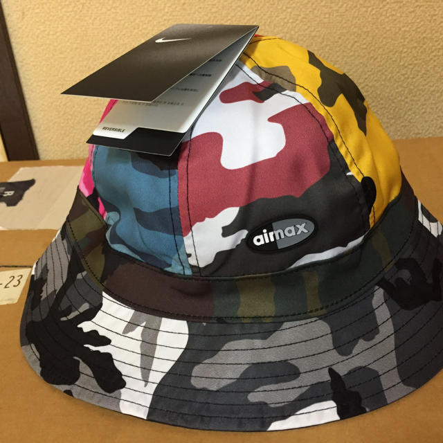NIKE - 送込 S M NIKE ERDL PARTY BUCKET HAT ハット 帽子の通販 by ... 05cef04943a