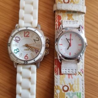 ロキシー(Roxy)の腕時計 2点(腕時計)