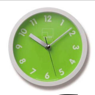 ムジルシリョウヒン(MUJI (無印良品))の新品★レムノス 置き時計(掛時計/柱時計)