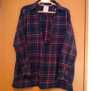 エージープラス(a.g.plus)のタータンチェックのシャツ(シャツ/ブラウス(長袖/七分))