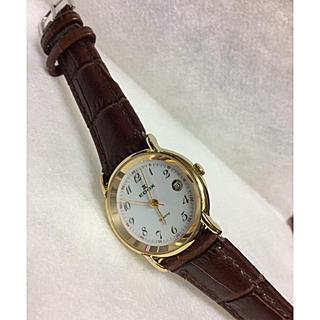 お買得‼️EDOX エドックス レディース 腕時計