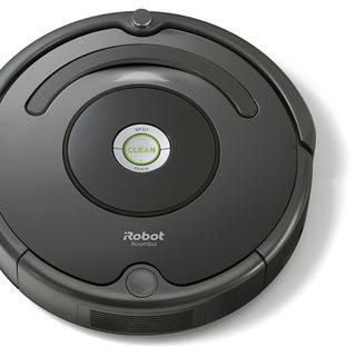 アイロボット(iRobot)の【送料無料】アイロボット ルンバ642 自動充電 ロボット掃除機 R642060(掃除機)