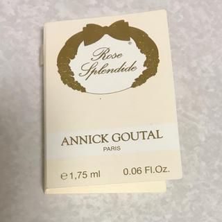 アニックグタール(Annick Goutal)のローズスプレンディド オードトワレ1.75ml(香水(女性用))