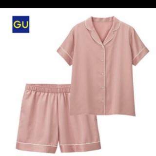 ジーユー(GU)のGU サテンパジャマ(パジャマ)