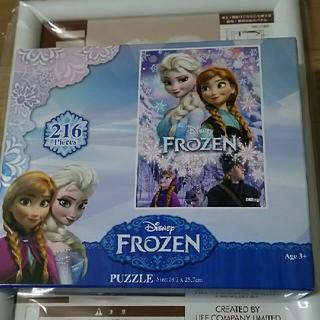 ディズニー(Disney)のアナと雪の女王のパズル(その他)