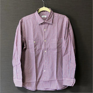 マッキントッシュフィロソフィー(MACKINTOSH PHILOSOPHY)のMACKINTOSH PHILOSOPHY チェックシャツ(シャツ)
