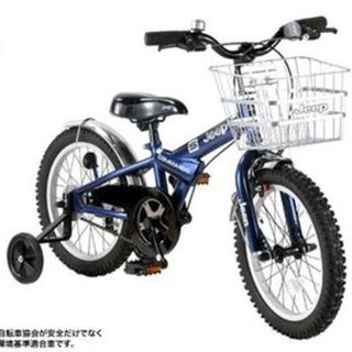 ジープ(Jeep)のJEEP16インチ子供用★即日発送★(自転車)