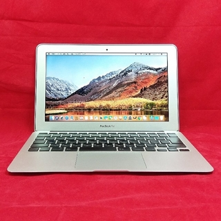 マック(Mac (Apple))のApple MacBook Air Late 2010 A1370(ノートPC)
